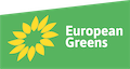 Logo der European Greens